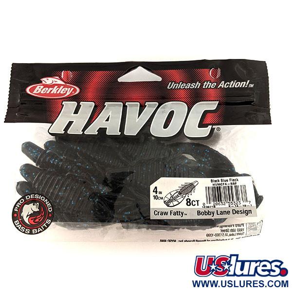 Berkley Havoc Craw Fatty, 8 штук, силикон