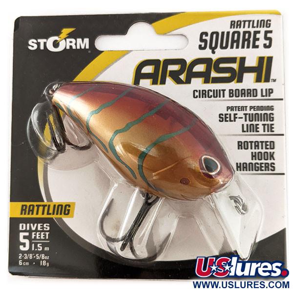 Storm Arashi Rattling Square 5