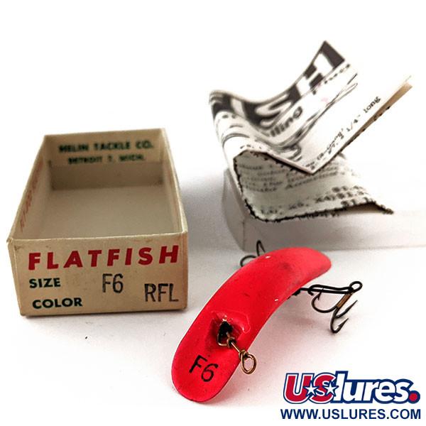 Flatfish F6 Helin Tackle UV