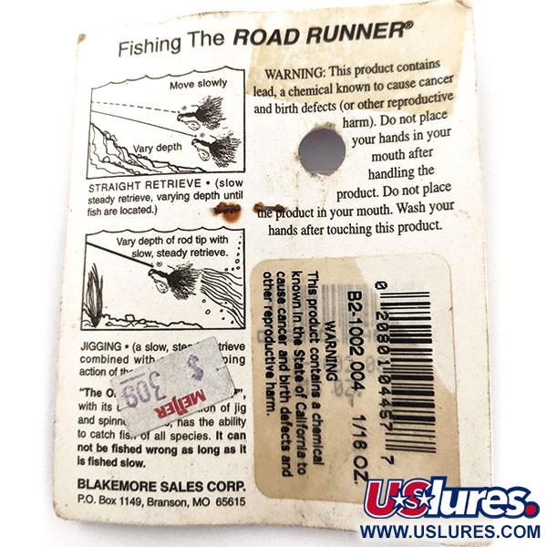 Road Runner Original Marabou Jigs, 2 штуки