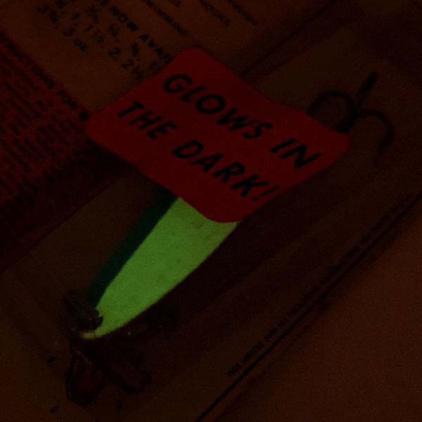 Krocodile DIE #3 Glow