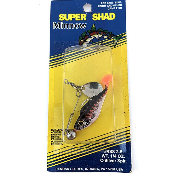 Renosky Super Shad, спиннербейт