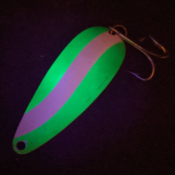 Chippewa Steel Spoon UV