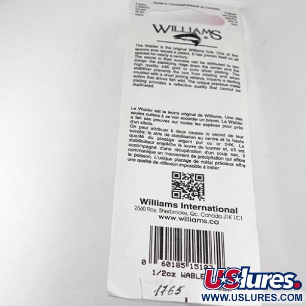 Williams WABLER  W50 GLOW