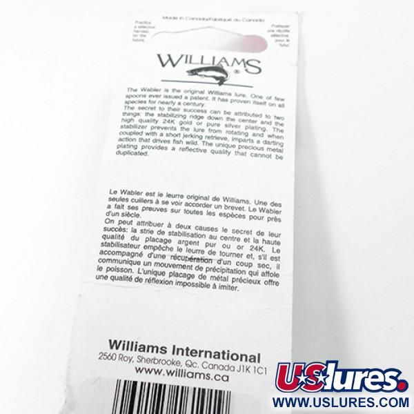 Williams WABLER W60