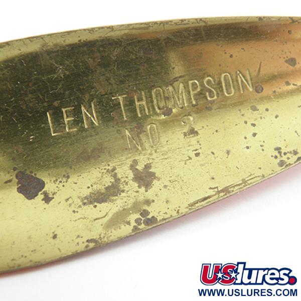 Len Thompson #2