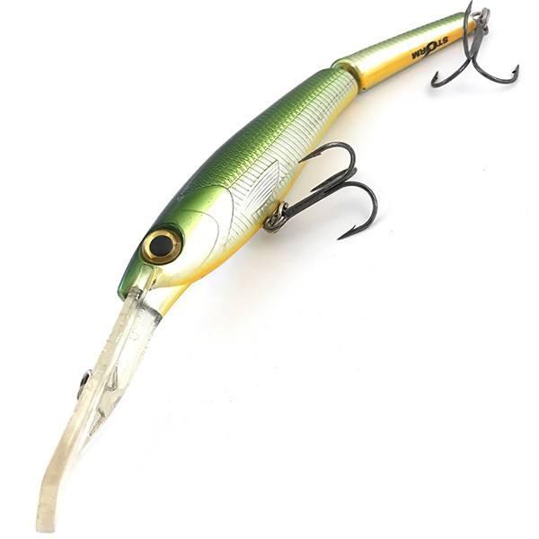 Deep Jointed Minnow Stick 14