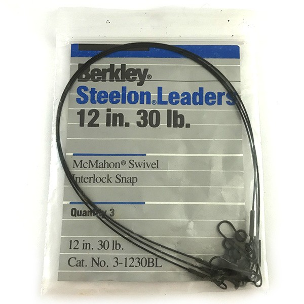 Поводок Berkley Steelon  Leaders 3 шт