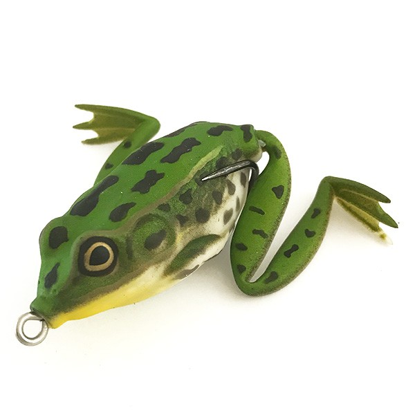 LH незацепляйка LunkerHunt Lunker Frog