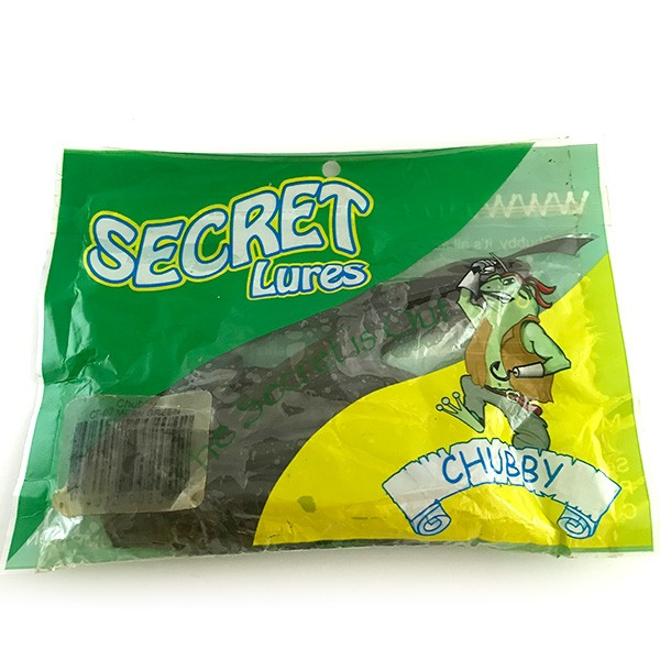 Secret Lures Chubby Frog 4 штуки