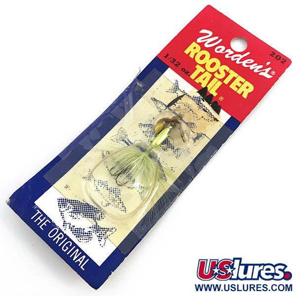 Worden's Original Rooster Tail Propellor