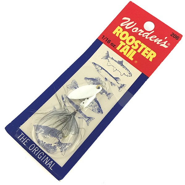 Worden's Original Rooster Tail Painted Blade