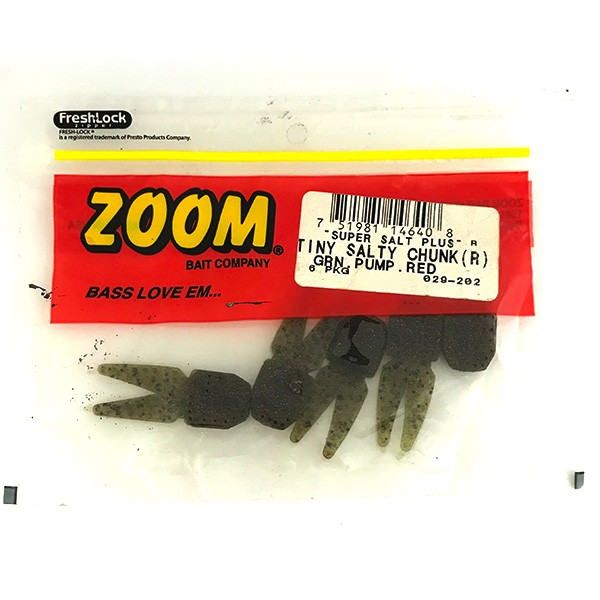 Zoom Tiny Salty Chunk, силикон