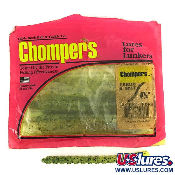 Chompers Garlic&Sаlt, силикон, 10 штук