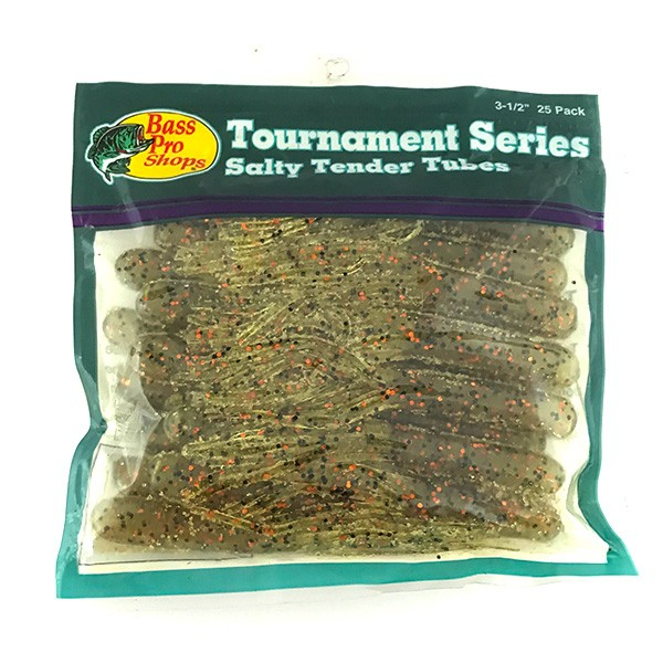 Bass Pro Shops Tournament Series, силикон, 23 штуки