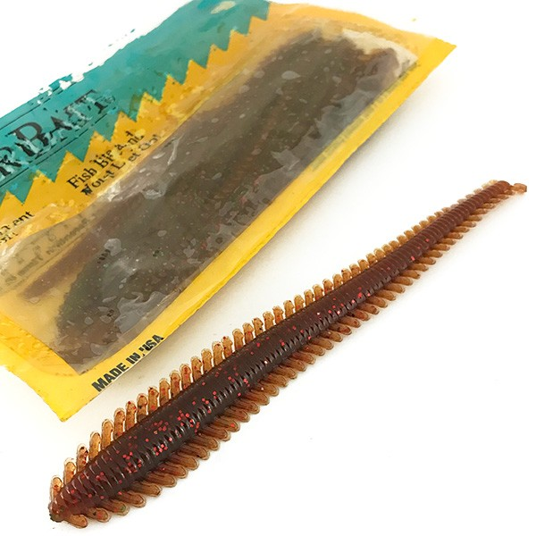 Berkley Power Worm, силикон 8 штук