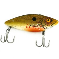 Cotton Cordell Rattlin Spot Wounded Shad
