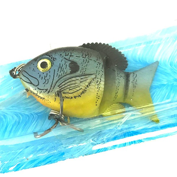 Possum Lures Pan Fish Pumpkinseed