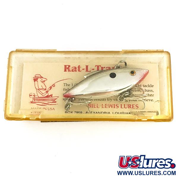 BIll Lewis Rat-L-Trap TT-25