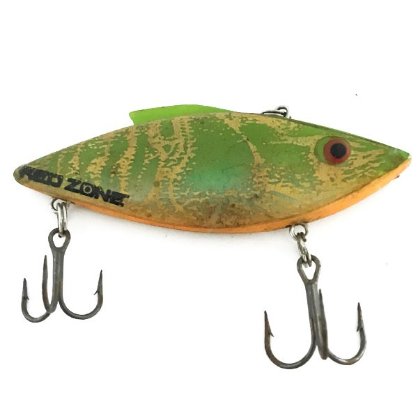 Bill Lewis Red Zone Rat-L-Trap  RT 703 Gillcraw Spring