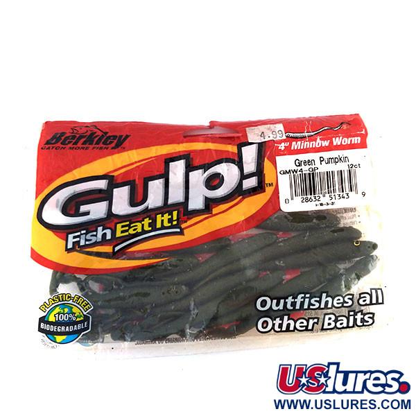 Berkley Gulp, силикон, 12 штук