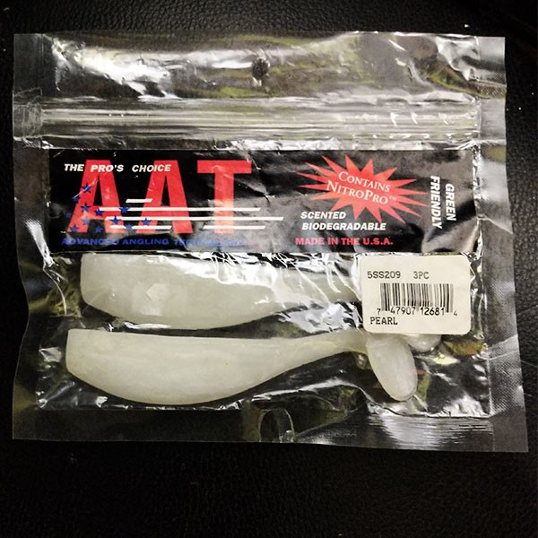 AAT The Pro's Choice, силикон, 2 штуки