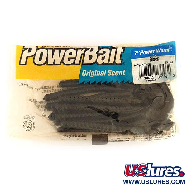 Berkley Powerbait Power Worm, 5 штук, силикон