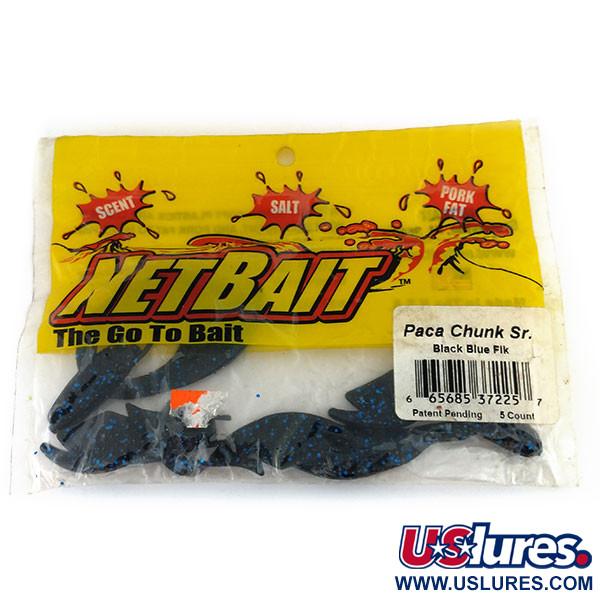 NetBait  Paca Chunk Jr,силикон 3 штуки